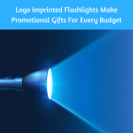 Logo Imprinted Flashlights Make Promotional Gifts For Every Budget