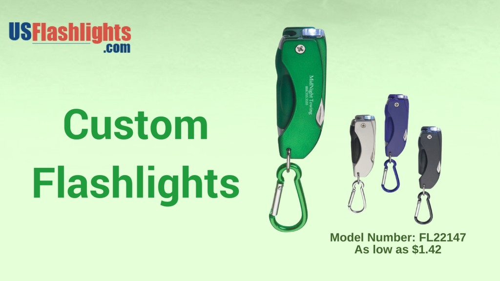 custom-flashlights-popular-gift
