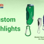 Custom Flashlights- Popular Gift Items For Promotions All Round The Year