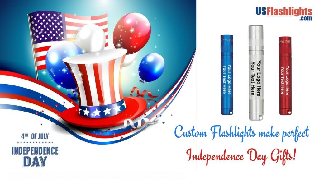 independenceday-gifts-custom-flashlights