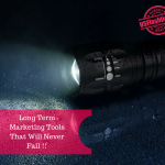 Custom Flashlights- Long Term Marketing Tools That Will Never Fail