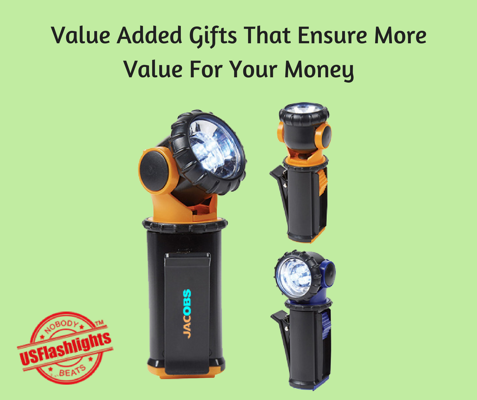 Value Added Gifts That Ensure More Value For Your Money !!