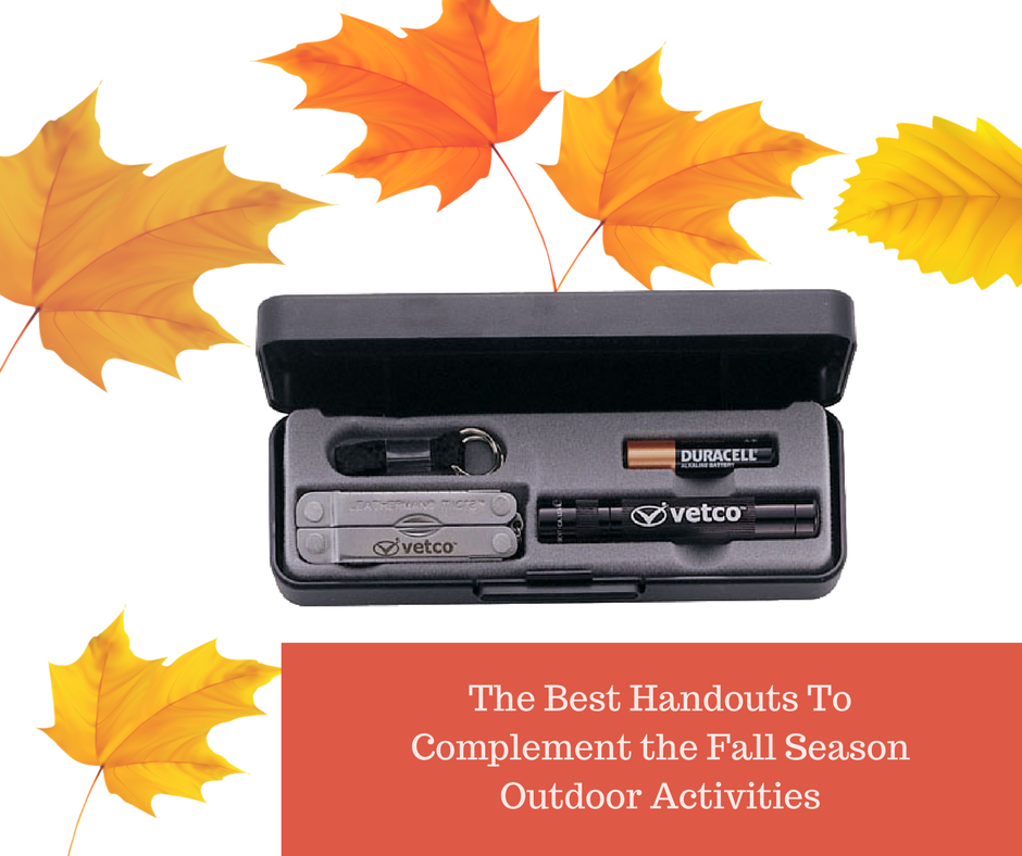 Custom Maglite Flashlights – The Best Handouts To Complement the Fall Season Outdoor Activities