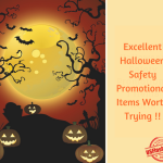 Custom Flashlights -Excellent Halloween Safety Promotional Items Worth Trying