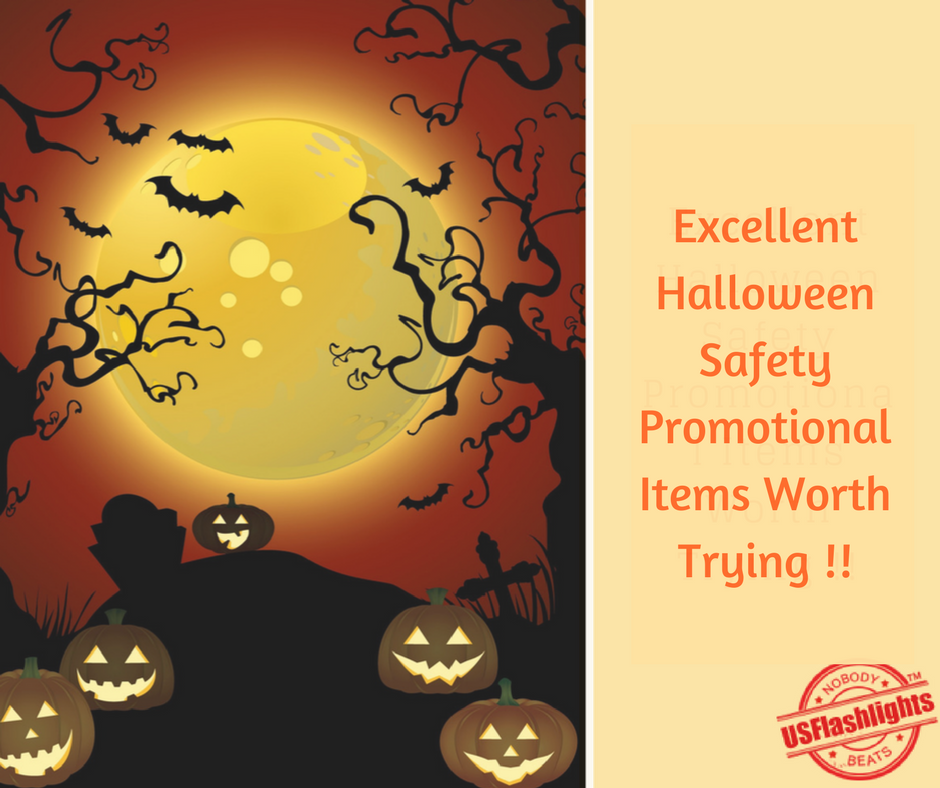 Excellent Halloween Safety Promotional Items Worth Trying
