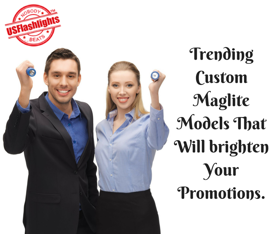 Trending Custom Maglite Models That Will brighten Your Promotions!!