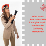 What Makes Promotional LED Flashlights Popular Handouts For Ecofriendly Promotions?