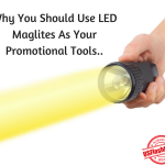 Why You Should Use LED Maglites As Your Promotional Tools