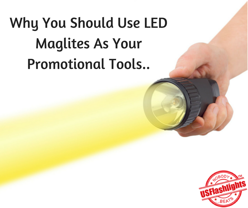 Why You Should Use LED Maglites As Your Promotional Tools.. (2)
