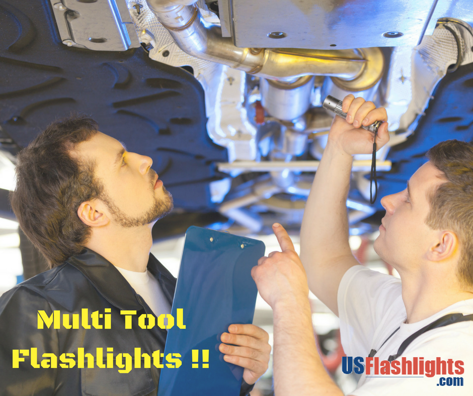 Multi Tool Flashlights Are The Biggest Fad Among Promotional Items
