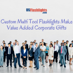 Custom Multi Tool Flashlights Make Value Added Corporate Gifts