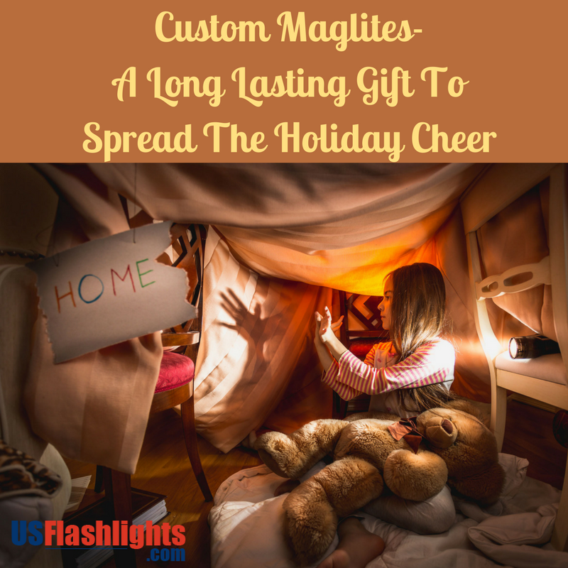 Custom Maglites- A Long Lasting Gift To Spread The Holiday Cheer
