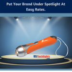 Custom Flashlights – Put Your Brand Under Spotlight At Easy Rates