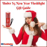 Under $5 New Year Flashlight Gift Guide