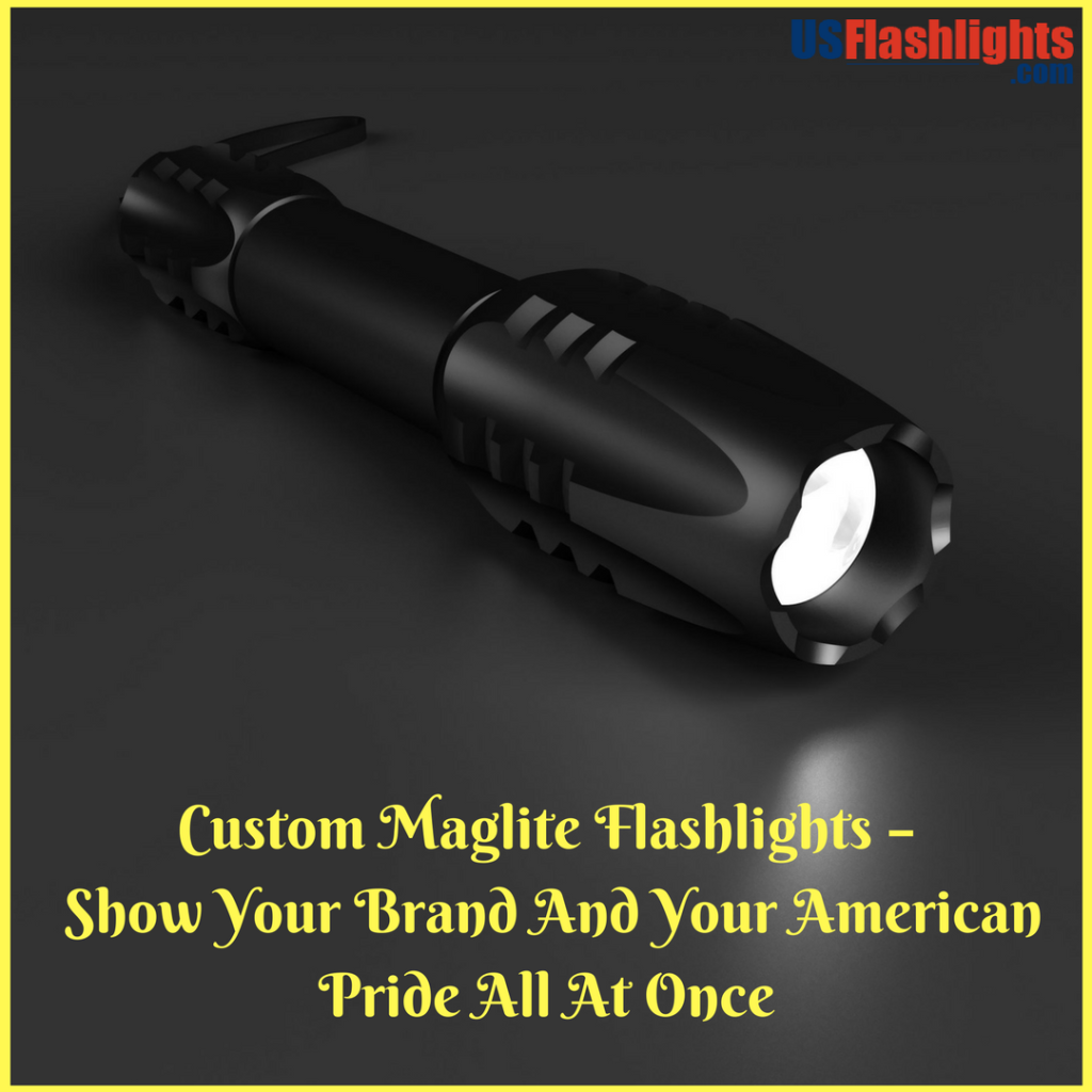 Custom Maglite Flashlights – Show Your Brand And Your American Pride All At Once (1)